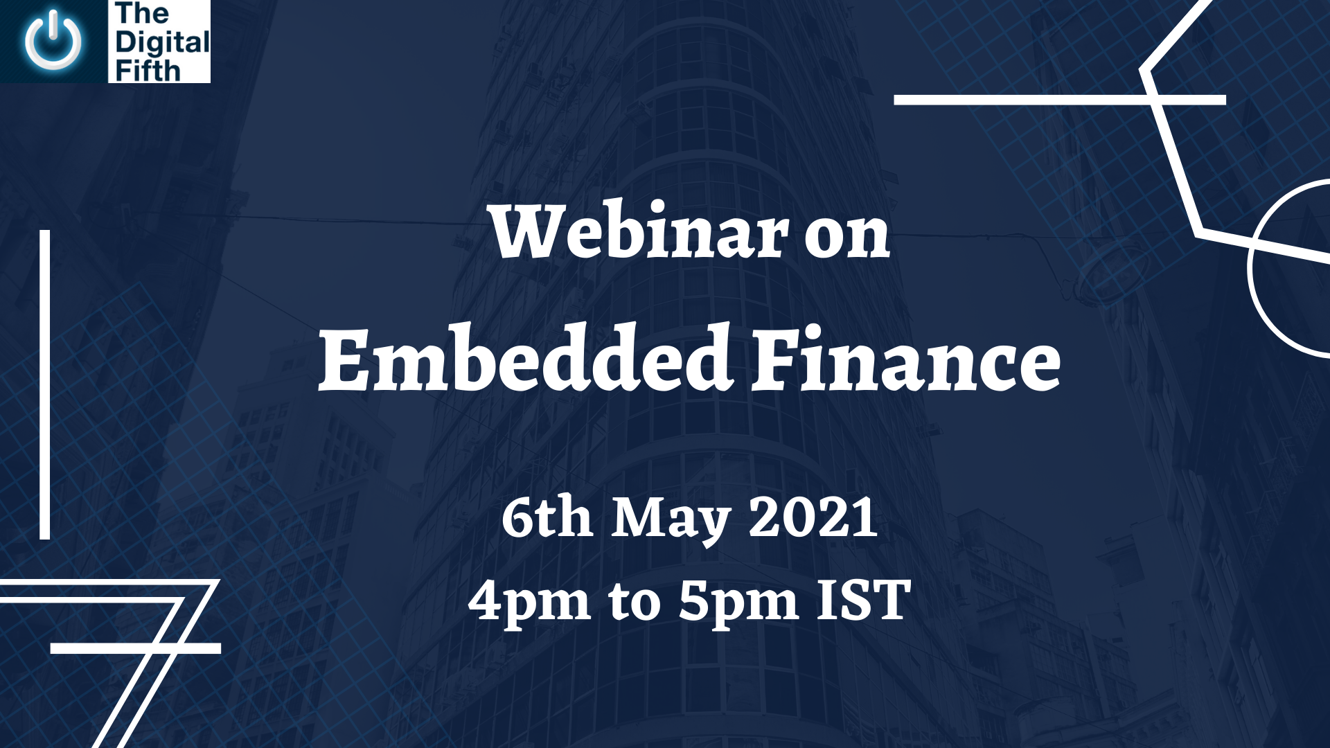 Embedded Finance Webinar