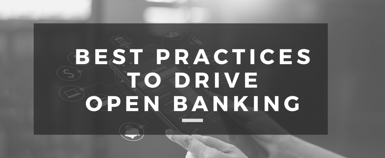 Best Practices In Open Banking