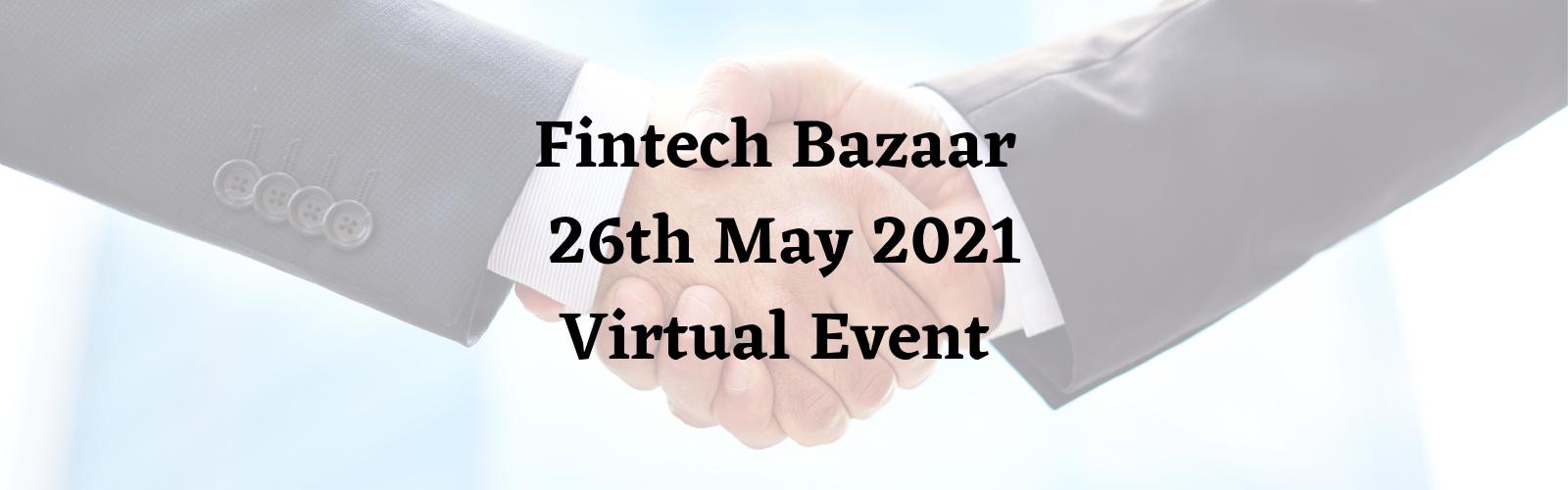 Fintech Bazaar slider
