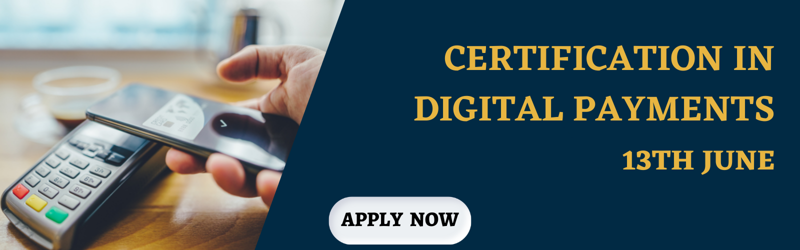 DIGITAL PAYMENTS CERTIFICATION